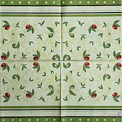 Материалы для творчества handmade. Livemaster - original item napkins for decoupage green olives black olives. Handmade.