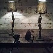 """Для дома и интерьера ручной работы. Ярмарка Мастеров - ручная работа Светильник """" Слом """". Handmade."""