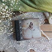 Канцелярские товары ручной работы. Ярмарка Мастеров - ручная работа Сказочный блокнотик. Handmade.