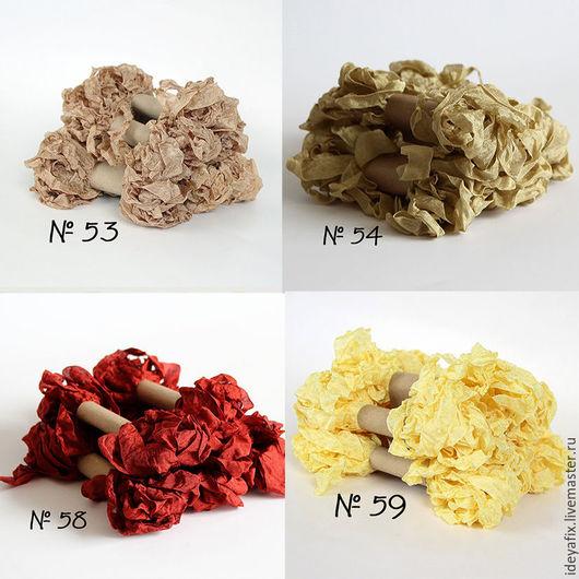 Цвета: №53 - бежевый,  №54 - золотисто-бежевый,  №58 - каштановый,  №59 - шампанское.