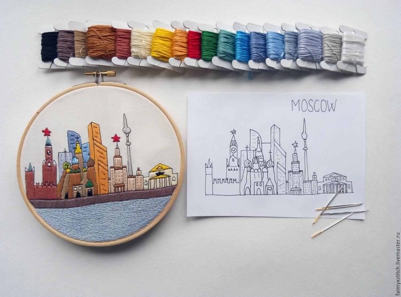 Москве отзывы о вышивке