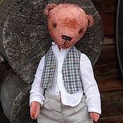 """Куклы и игрушки ручной работы. Ярмарка Мастеров - ручная работа Медвежонок  """"Фома"""". Handmade."""