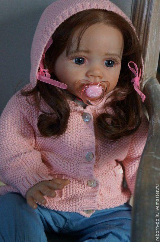 Куклы-младенцы и reborn ручной работы. Ярмарка Мастеров - ручная работа. Купить Кукла реборн Фридолин. Handmade. волосы натуральные