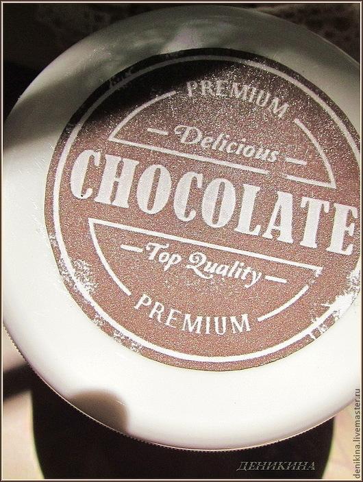 """Масла и смеси ручной работы. Ярмарка Мастеров - ручная работа. Купить """"Шоколадный Люкс"""", активное обертывание. Handmade. Коричневый, кофеин"""