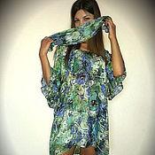 Одежда ручной работы. Ярмарка Мастеров - ручная работа Блузка из натурального шёлка. Handmade.