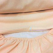 Комплект белья в кроватку ручной работы. Ярмарка Мастеров - ручная работа Постельное детское белье №1-2 комплект для кроватки 60х120см. Handmade.