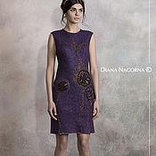Одежда handmade. Livemaster - original item Dress Merino wool