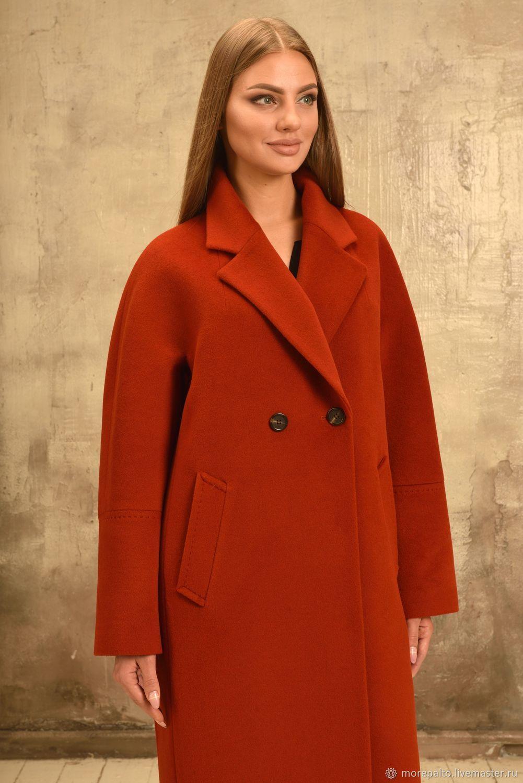 Пальто: Классическое пальто MaxMara – купить на Ярмарке Мастеров – JRVTARU | Пальто, Москва