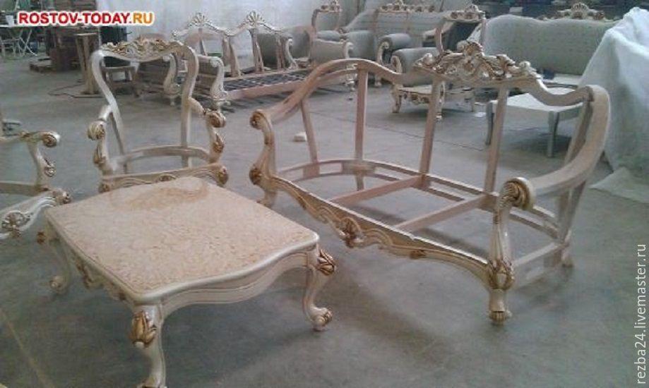 Каркас для мягкой мебели