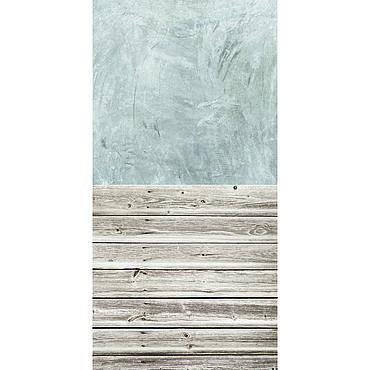 """Дизайн и реклама ручной работы. Ярмарка Мастеров - ручная работа Фотофон """"Серый бетон и дерево"""" #157. Handmade."""