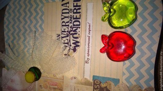 """Персональные подарки ручной работы. Ярмарка Мастеров - ручная работа. Купить Фотоальбом """"путешествие"""". Handmade. Бежевый, путешествие, Скрапбукинг"""