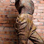 Одежда handmade. Livemaster - original item Pants for women