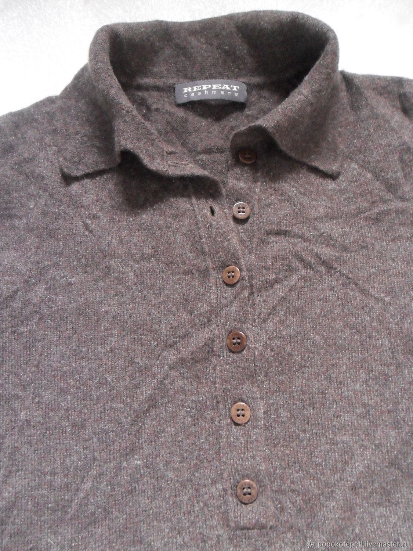 Jumper,100% cashmere,vintage Europe size 42-44, Vintage clothing, Novorossiysk,  Фото №1