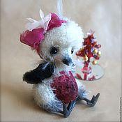 Куклы и игрушки ручной работы. Ярмарка Мастеров - ручная работа Снегирь. Handmade.