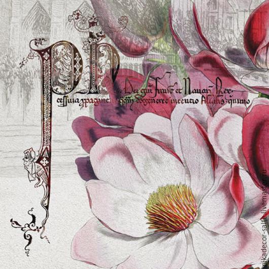Декупаж и роспись ручной работы. Ярмарка Мастеров - ручная работа. Купить Великолепные розы (SDL083800) 33х33 салфетка для декупажа. Handmade.