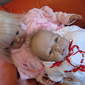 Куклы и игрушки ручной работы. Ярмарка Мастеров - ручная работа Кукла реборн Одри. Handmade.