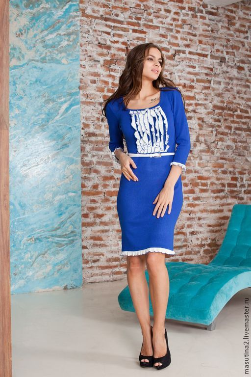 Dress 'sea Foam', Dresses, St. Petersburg,  Фото №1