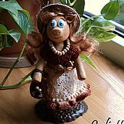 Куклы и игрушки handmade. Livemaster - original item Figure
