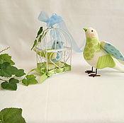 Куклы и игрушки ручной работы. Ярмарка Мастеров - ручная работа Райские птички. Handmade.