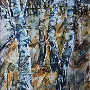 Картины и панно handmade. Livemaster - original item Painting watercolor a Warm day. Handmade.