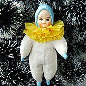 Подарки к праздникам handmade. Livemaster - original item Cotton toy reproduction of
