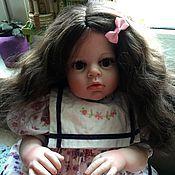 Куклы и игрушки ручной работы. Ярмарка Мастеров - ручная работа Аришенька 74 см. Handmade.