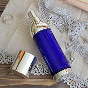 Молочко для снятия макияжа ручной работы. Ярмарка Мастеров - ручная работа Молочко: Средство для снятия макияжа с голубым ретинолом. Handmade.