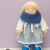 Куклы и игрушки handmade. Livemaster - original item Handmade doll, 50 cm. Handmade.
