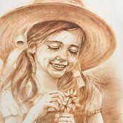 Картины и панно ручной работы. Ярмарка Мастеров - ручная работа Лето, ах лето.... Handmade.