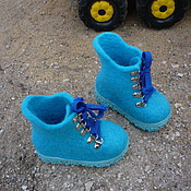 Обувь ручной работы handmade. Livemaster - original item Shoes for kid