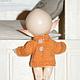 Одежда для кукол ручной работы. Свитер для реалпуки (realpuki). UrMur. Интернет-магазин Ярмарка Мастеров. Свитер для реалпуки