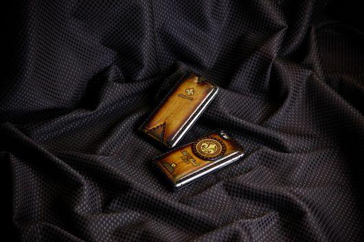 Для телефонов ручной работы. Ярмарка Мастеров - ручная работа. Купить Чехол для  iPhone 7/ 6/6s  из кожи ручной работы №105. Handmade.