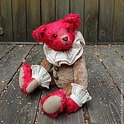 Куклы и игрушки ручной работы. Ярмарка Мастеров - ручная работа Авторский мишка Себастьян. Handmade.