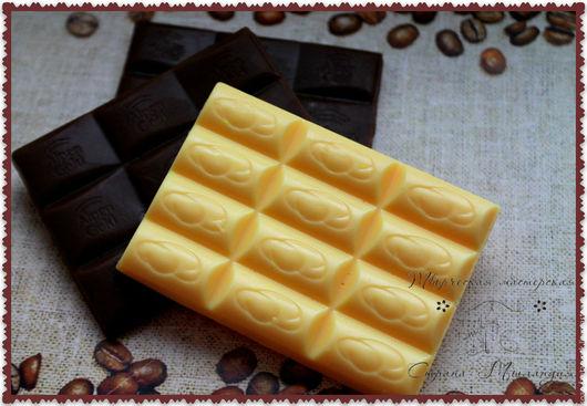 """Мыло ручной работы. Ярмарка Мастеров - ручная работа. Купить Мыло""""Воздушный шоколад"""". Handmade. Петух, символ года, новогодний подарок"""