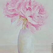 Картины и панно handmade. Livemaster - original item The gentle breath of spring. Handmade.