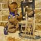 Игрушки животные, ручной работы. мышонок моряк. Ирина Мугатина (toy-happines). Интернет-магазин Ярмарка Мастеров. Море