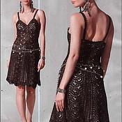 Одежда ручной работы. Ярмарка Мастеров - ручная работа Маленькое черное платье.. Handmade.