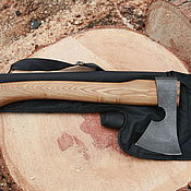 Сувениры и подарки handmade. Livemaster - original item the axe out of Damascus gutsul. Handmade.