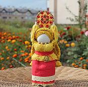 """Народная кукла ручной работы. Ярмарка Мастеров - ручная работа Народная кукла - оберег """"Благодать"""". Handmade."""