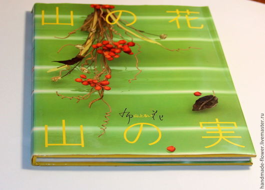 Книга `Горные цветы Горные плоды`