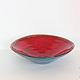 Тарелки ручной работы. Тарелка керамическая Красный мак - 4. NIBOQUA авторская керамика. Интернет-магазин Ярмарка Мастеров. Контраст