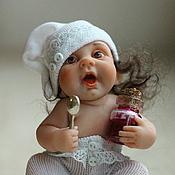 Куклы и пупсы ручной работы. Ярмарка Мастеров - ручная работа Капитолина. Handmade.