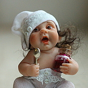 Куклы и игрушки handmade. Livemaster - original item Capitolina. Handmade.