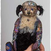 Куклы и игрушки ручной работы. Ярмарка Мастеров - ручная работа Мишка Ланделин. Handmade.