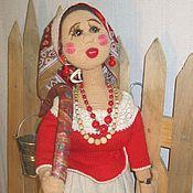 Куклы и игрушки ручной работы. Ярмарка Мастеров - ручная работа АКСИНЬЯ кукла ручной работы. Handmade.