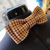 Аксессуары handmade. Livemaster - original item Tie Silk Goose leg. Handmade.