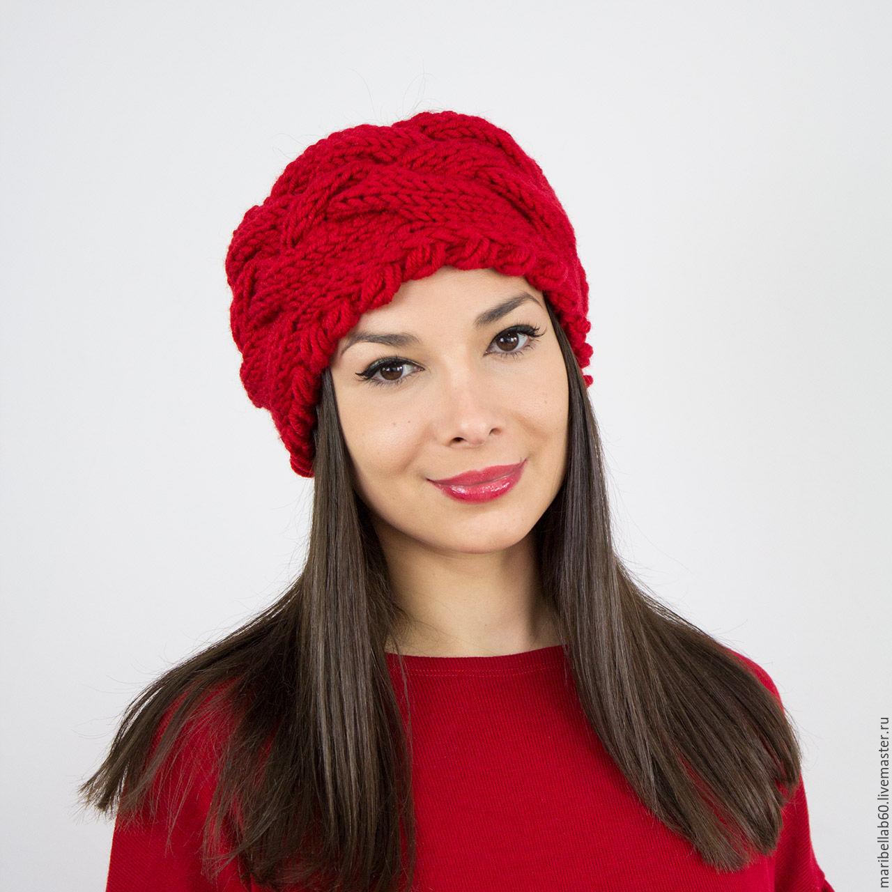 Women's headband. Knitted headband. Headband hair, Bandage, Sofia,  Фото №1