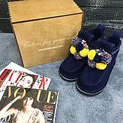 Сувениры и подарки handmade. Livemaster - original item Gift boots