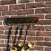 Винтаж handmade. Livemaster - original item Set of kitchen accessories, 4 PCs., Holland. Handmade.