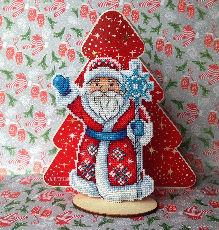 Decor: Santa Claus, Ded Moroz and Snegurochka, Rostov-on-Don,  Фото №1